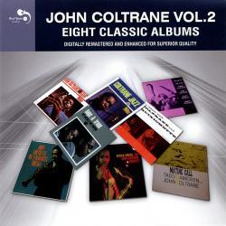 John Coltrane Vol. 2 - Eight Classic Albums