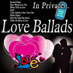 In Private... Love Ballads